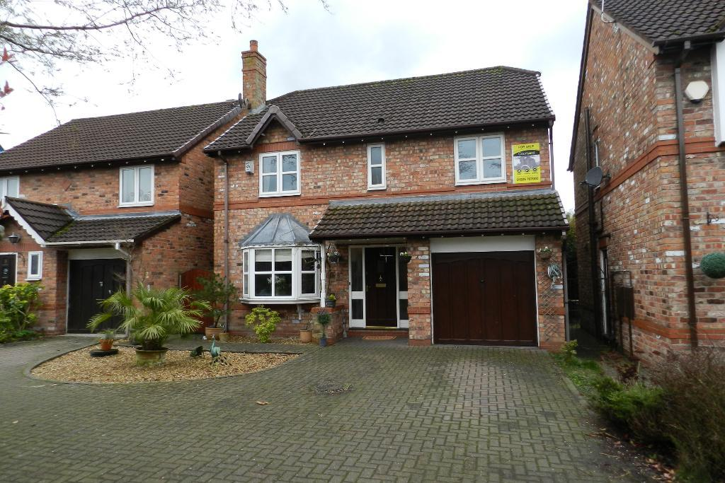 Lowfield Gardens, Glazebury, Warrington, WA3 5LY